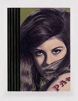Pop Art RICHARD PHILLIPS Signed/N Lithograph 2004