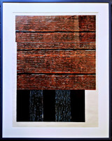 SEAN SCULLY, Standing 2 1986