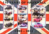 Peter Blake, 110 Years of Vauxhall, 2013