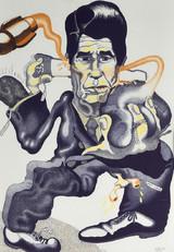 Peter Saul, Politics 1985