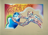 Judy Chicago Driving the World to Destruction 1988