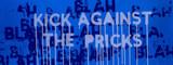 Mel Bochner, Kick Against the Pricks (Blah..Blah...Blah...) 2018