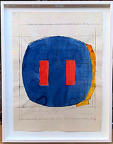 Ron Gorchov, Gallery Portfolio Project, 1978