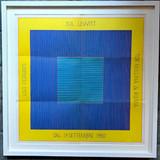 Sol Lewitt (Hand Signed), 1980