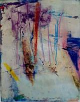 Emily Mason, Wharf Warp, 1976