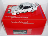 FRANK STELLA, Art Car: Limited Edition BMW Minichamps of Frank Stella's 1976 Le Mans The Graph Car, Scale 1:18, 3.0 CSL No.21, 2004