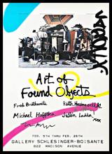 Keith Haring, Untitled, hand signed by Keith Haring and LA2 [LAROCK], Michael Hafftka and Justen Ladda., 1983