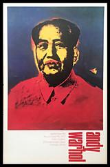 Andy Warhol, Mao , 1977