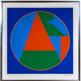 Robert Indiana, ART, 1973