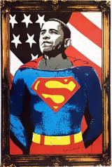 Mr. Brainwash, Obama Superman, 2009