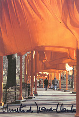 Christo and Jeanne-Claude, The Gates (Hand Signed) , 2005