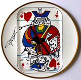 Salvador Dali, Jack of Hearts , 1967