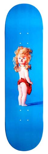 Paul McCarthy, Doll Limited Edition Skate Deck , 2016