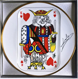 Salvador Dali, King of Hearts , 1967