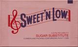 Sylvie Fleury, Sweet 'N Low, 1994