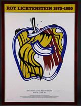 Roy Lichtenstein 1970-1980, 1981