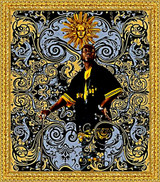 "Kehinde Wiley, ""Andries Stilte"", ca. 2008"