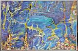 Thelma Appel, Rockface Blue Mountain, 2014