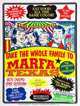 John Waters, Visit Marfa , 2003