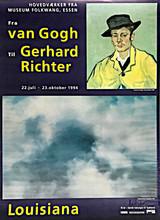 Gerhard Richter, Fra van Gogh Til Gerhard Richter (From Van Gogh to Gerhard Richter), 1994