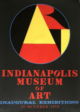 Robert Indiana, ART, 1970