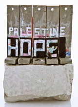 Banksy, Palestine HOPE Wall, 2017