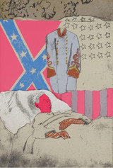 Larry Rivers, The Last Confederate Soldier, 1970