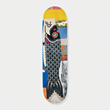 Robert Rauschenberg, Limited Edition Double Luck Skate board , 2016