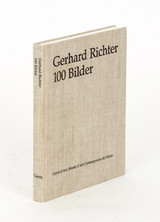 Gerhard Richter, 100 Bilder (100 Pictures), Hand signed and inscribed by Gerhard Richter, 1996