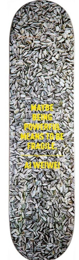 Ai Weiwei, Seeds (Maybe Being Powerful Means to Be Fragile)