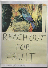 Tracey Emin, Reach Out for Fruit, 2012