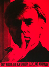 Andy Warhol, historic limited edition silkscreen, 1971