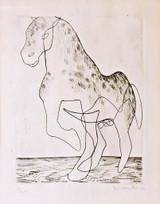 Stanley W. Hayter, Big Horse, 1932 (Black & Moorhead 46)