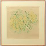 Beauford Delaney, Bouquet de Mimosas, 1978