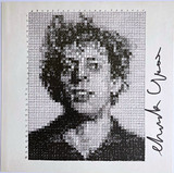 Chuck Close, Phil, from the Rubber Stamp Portfolio (Uniquely Signed), 1976