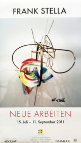 Frank Stella, Neue Arbeiten, 2011 (Hand Signed)