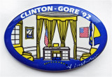 Roy Lichtenstein, The Oval Office for Clinton-Gore