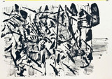 JEAN-PAUL, RIOPELLE Untitled (from 1 Cent Life Portfolio), 1964