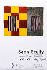 Sean Scully Estampes, France (Hand Signed by Sean Scully), 2006