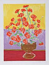 John Grillo, Carnations, 1979