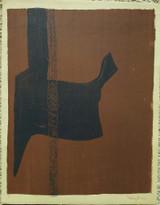 Paul von Ringelheim, Untitled Abstract Expressionist Lithograph, ca. 1964