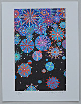 Fred Tomaselli, Untitled from Earth School Portfolio, 2005