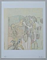 Yun-Fei Ji 季云飞, Untitled from Earth School Portfolio, 2005