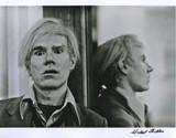 Michael Childers, PORTRAIT OF ANDY WARHOL , 1976-1980