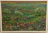 Thelma Appel, Prairie Flowers, 2014