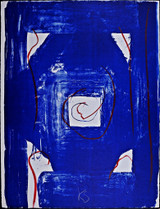 Kimber Smith, Untitled Abstract Expressionist Lithograph, 1967