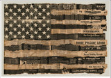 Massimo Vignelli, Melting Pot Flag, America the Melting Pot, 1989