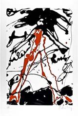 Claes Oldenburg, Striding Figure, 1971
