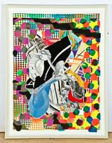 Frank Stella, THE AFFIDAVIT, 1993