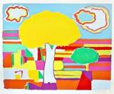 John Grillo, Bright Landscape, 1979